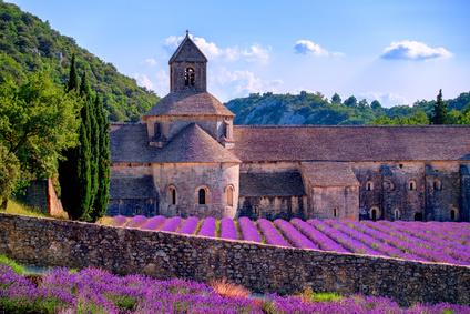 L'Abbaye cistercienne de Sénanque