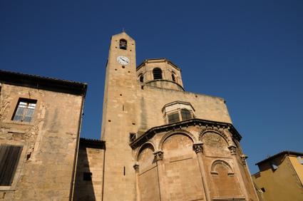 Cathédrale et Cloitre Saint Veran