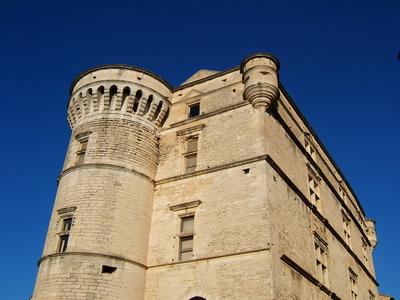 Le château de Gordes