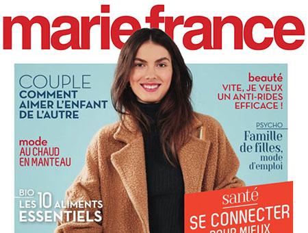 Presse Marie France Le Petit Palais d'Aglaé Gordes Provence Luberon Hotel