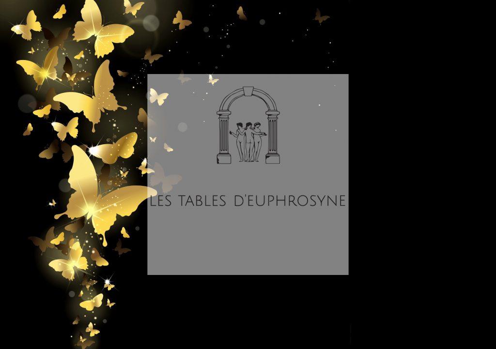 Menu de Réveillon aux Tables d'Euphrosyne - Restaurant du petit palais d'Aglaé - Gordes