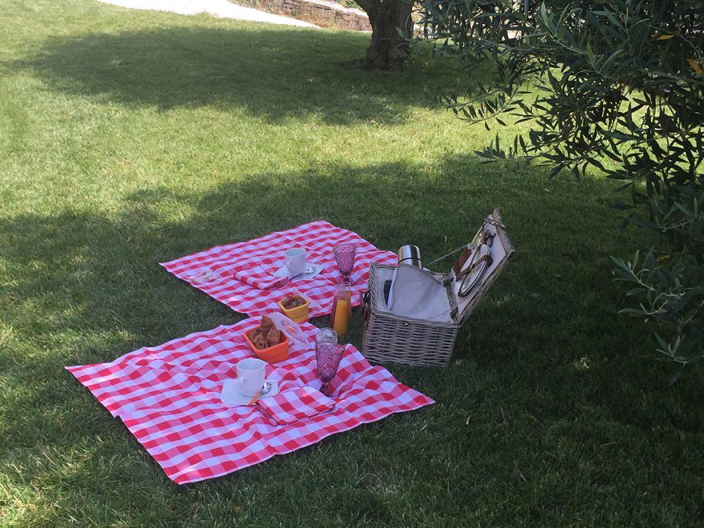 petits déjeuners à Gordes