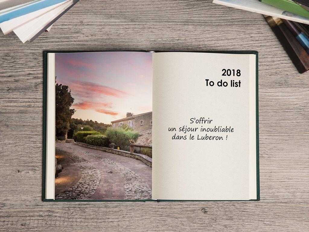séjour inoubliable dans le Luberon