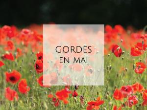séjour à Gordes en mai
