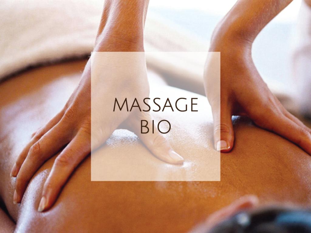 massages dans notre Spa à Gordes