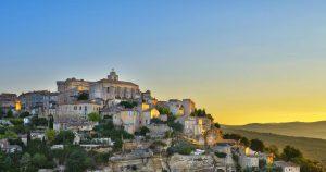 Village de Gordes au coeur du Luberon