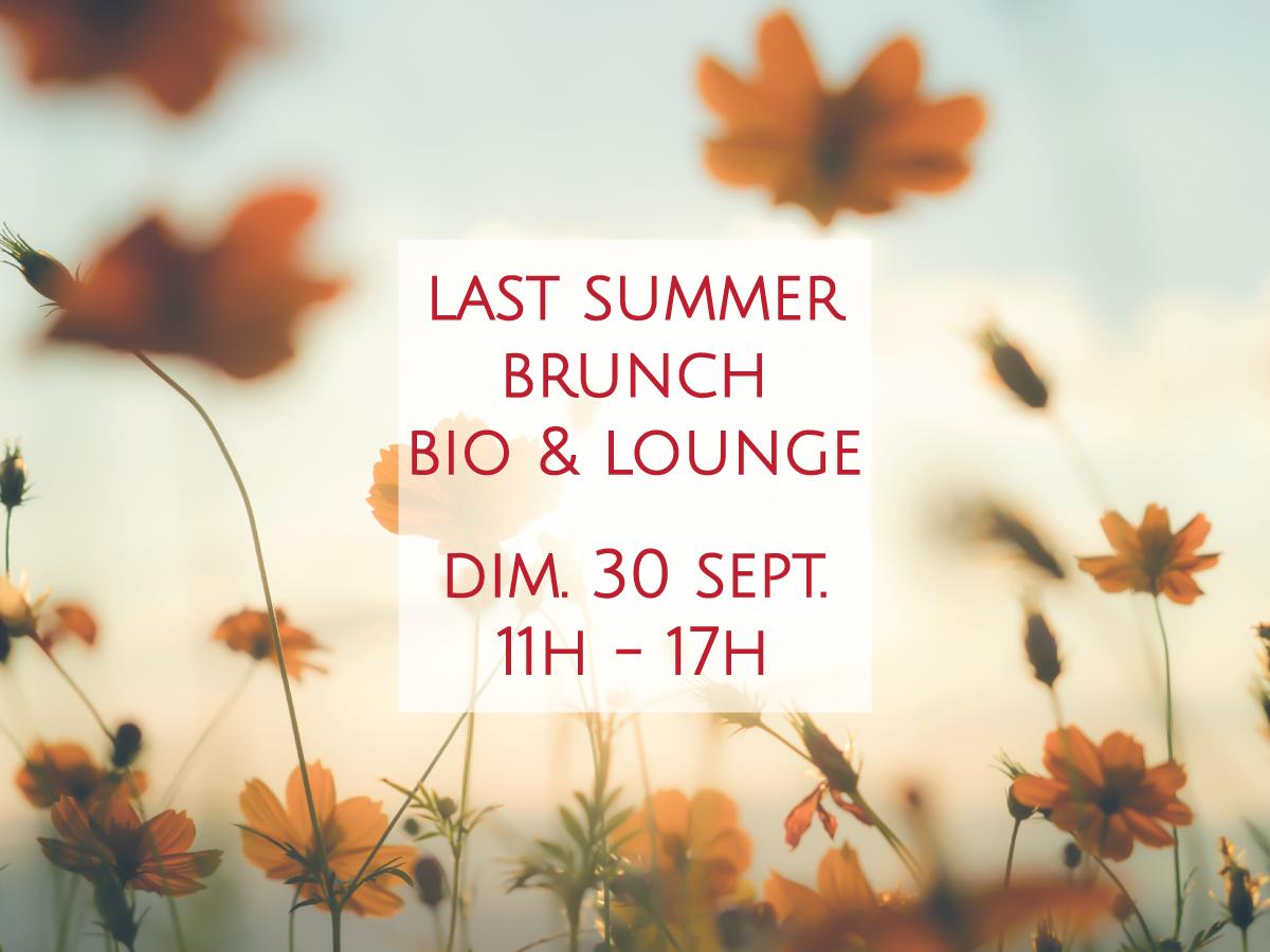 Rendez vous le dimanche 30 septembre à la Cuisine du Petit Palais d'Aglaé pour un Brunch Bio & Lounge à Gordes avec Gianni Gastaldi. Réservation 04 32 50 21 02