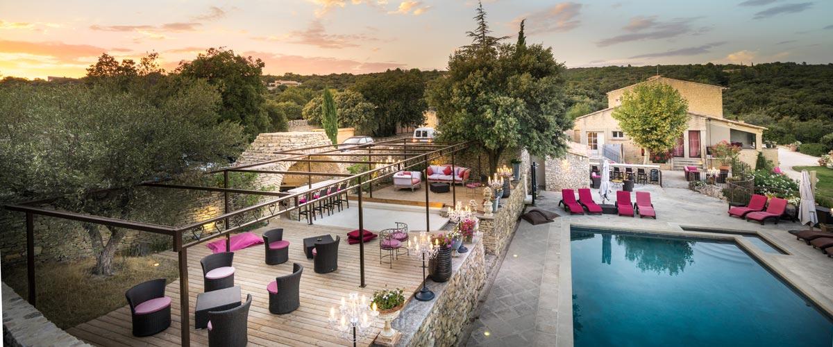 espace piscine Petit Palais d'Aglaé