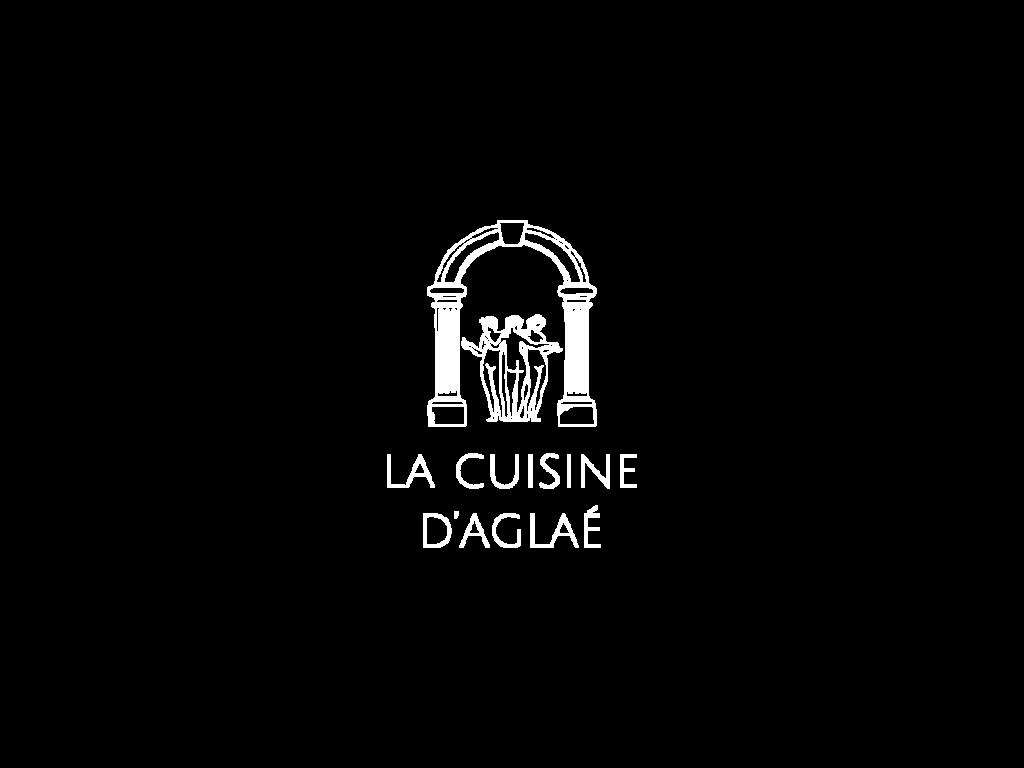 Logo du restaurant la cuisine d'Aglae a Gordes